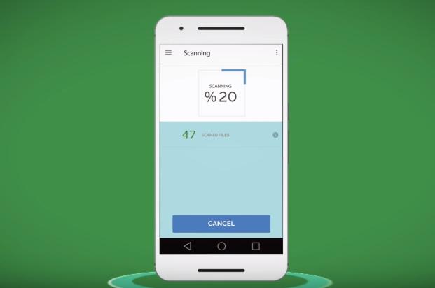 Capture d'écran Comodo Mobile Security Android