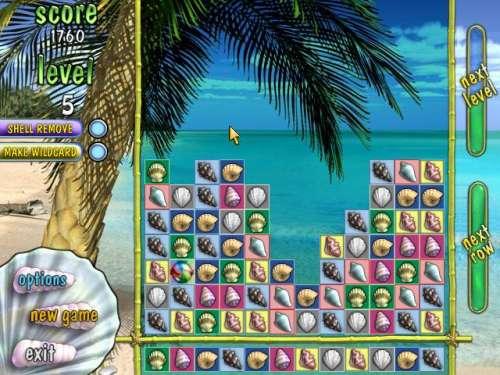 Capture d'écran Caribbean Puzzle