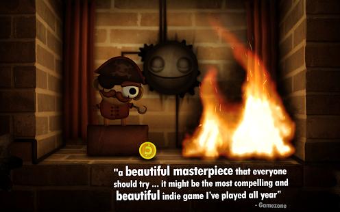 Capture d'écran Little Inferno