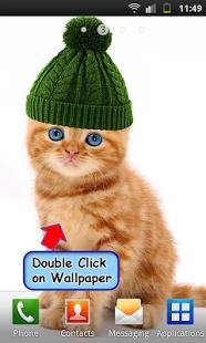 Capture d'écran Parler, danser chat.