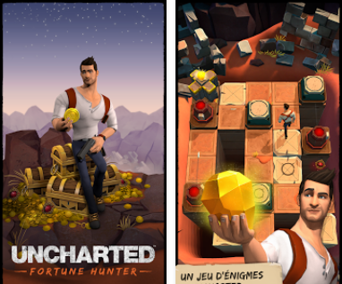 Capture d'écran UNCHARTED: Fortune Hunter iOS