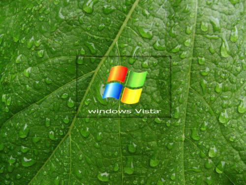Capture d'écran Free Windows Vista Screensaver