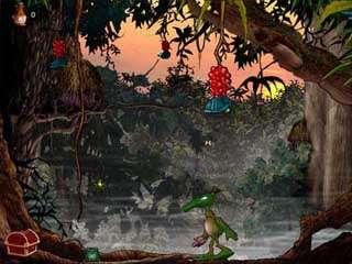 Capture d'écran Green – Episode 1