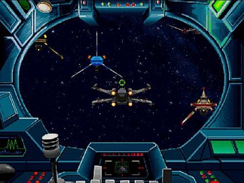 Capture d'écran Patrouilleurs de l'espace