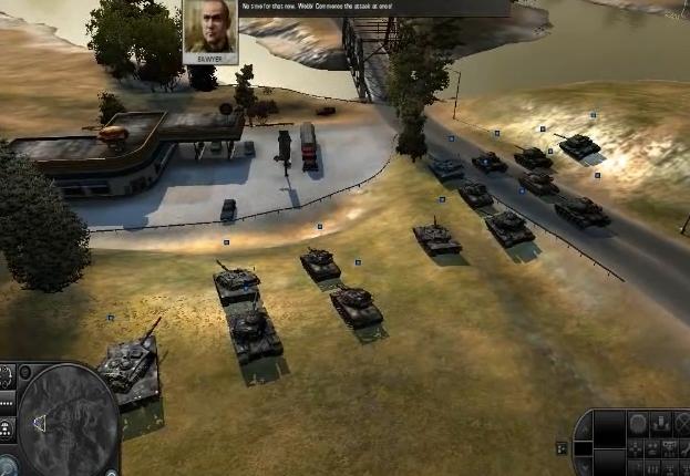 Capture d'écran World in Conflict