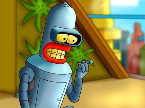 Capture d'écran Free Futurama Screensaver
