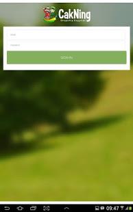 Capture d'écran Cakning Dropship Supplier
