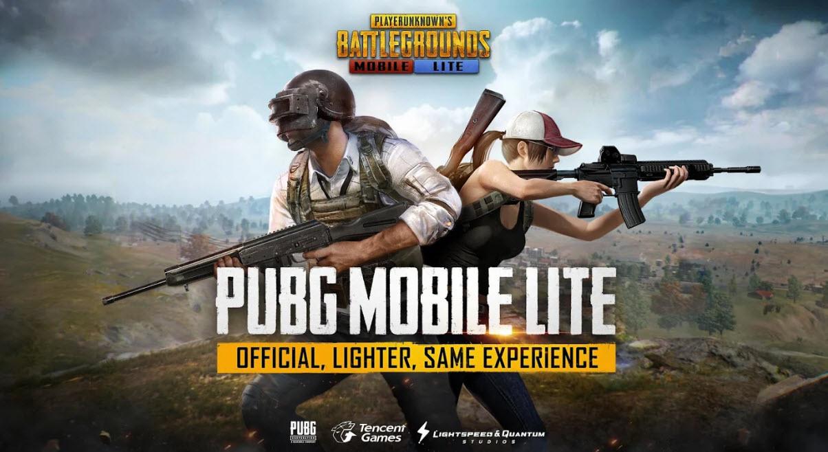Capture d'écran PUBG Mobile Lite Android
