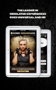 Capture d'écran I-Doser Premium