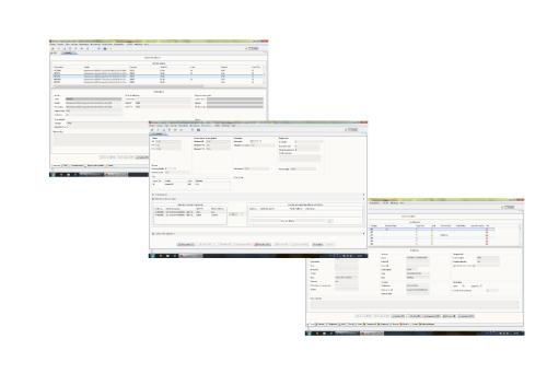 Capture d'écran Bureau de Gestion – ERP Gestion Commerciale