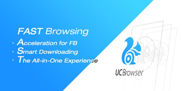 Capture d'écran UC Browser – Navigateur