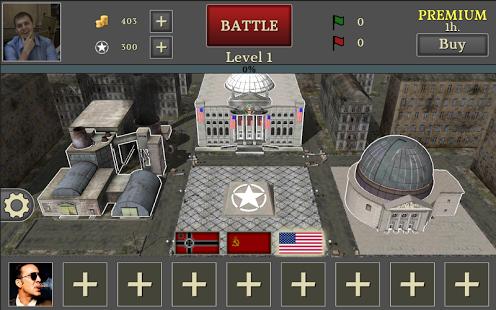 Capture d'écran Tanks and Generals