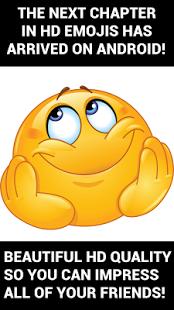 Capture d'écran Emoji Monde 2 – Plus Smileys