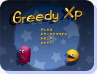 Capture d'écran Greedy XP