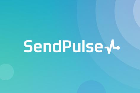 Capture d'écran Sendpulse