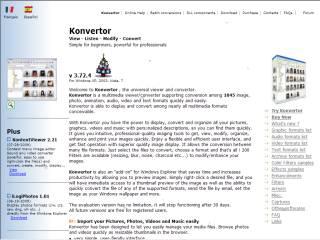Capture d'écran Konvertor_FAXtoXXX