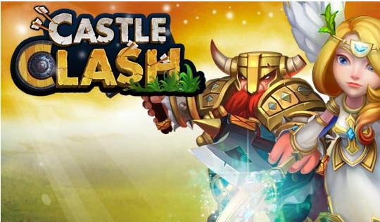 Capture d'écran Castle Clash Android