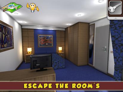 Capture d'écran Can you escape 3D: Cruise Ship
