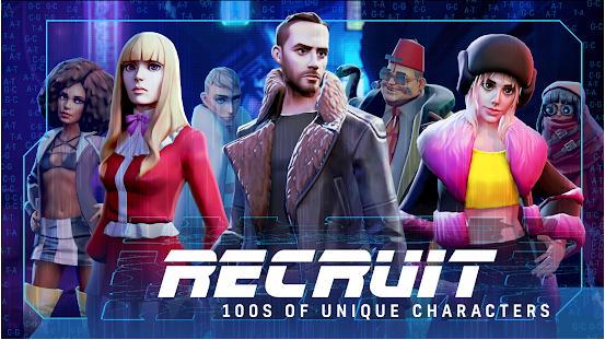 Capture d'écran Blade Runner Nexus IOS