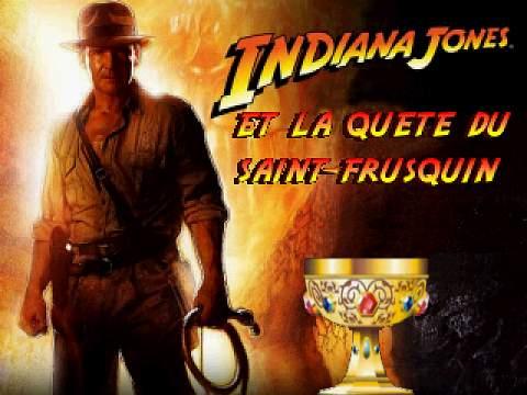 Capture d'écran Indiana Jones et la quête du Saint-Frusquin