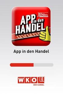 Capture d'écran WKO App (in den) Handel
