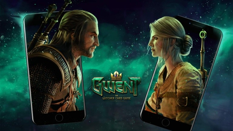 Capture d'écran Gwent Mobile : The Witcher Card Game ( iPhone / Android )