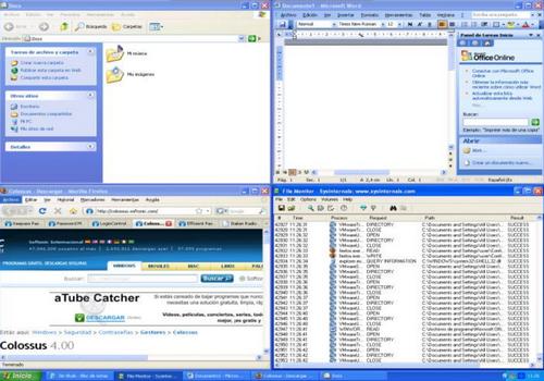 Capture d'écran PowerResizer