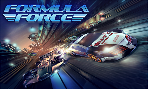 Capture d'écran Formula Force Racing