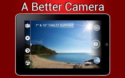 Capture d'écran A Better Camera