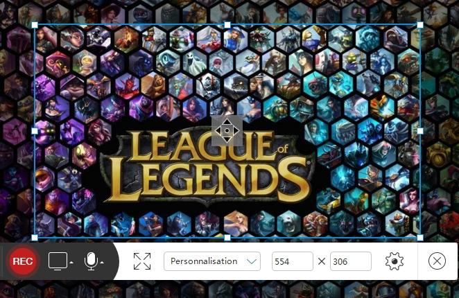 Capture d'écran Apowersoft Enregistreur d'écran Gratuit