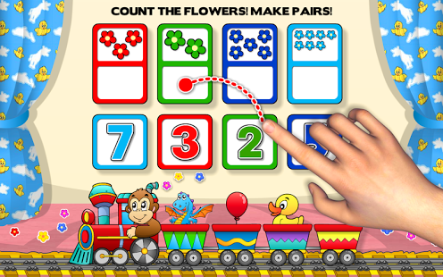 Capture d'écran Preschool Learning Games Kids