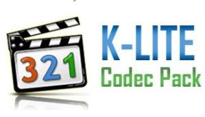 Capture d'écran K-Lite Mega Codec Pack