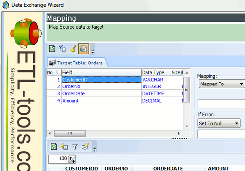 Capture d'écran DEWizardX