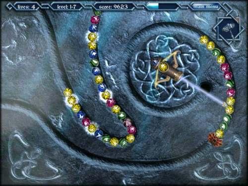 Capture d'écran Mythic Pearls