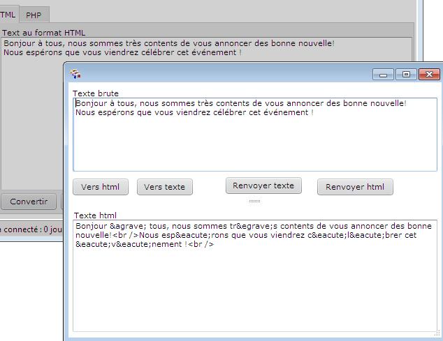 Capture d'écran langueweb