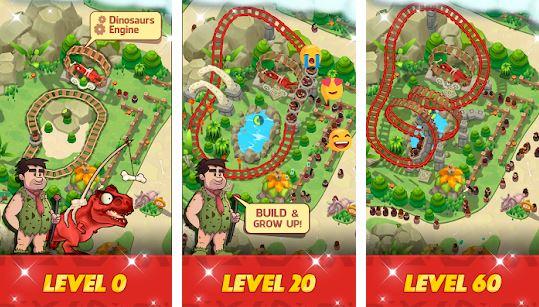 Capture d'écran Stone Park Tycoon Android