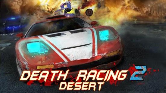 Capture d'écran Death Racing 2: Desert