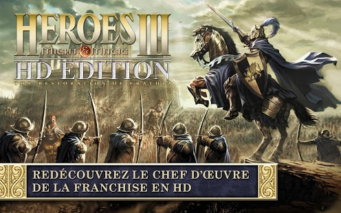 Capture d'écran Heroes of Might