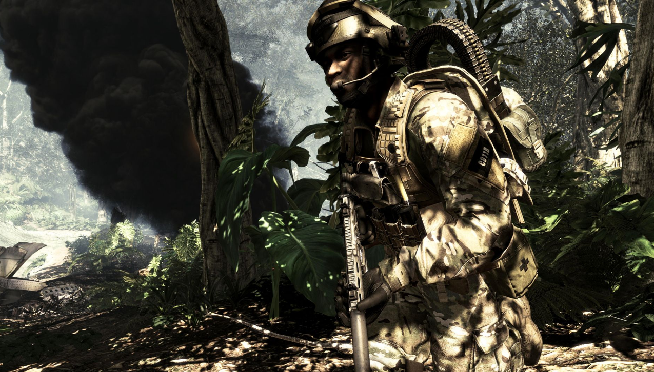 Capture d'écran Call of Duty : Ghosts