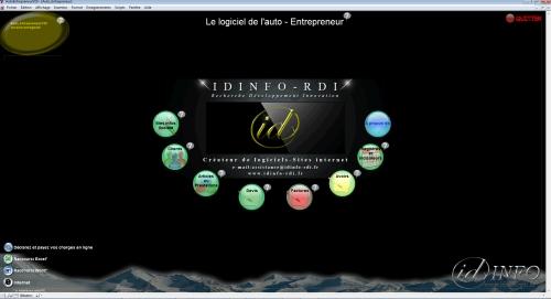 Capture d'écran Auto Entrepreneur Devis Factures