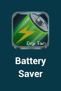 Capture d'écran Suprême Battery Saver