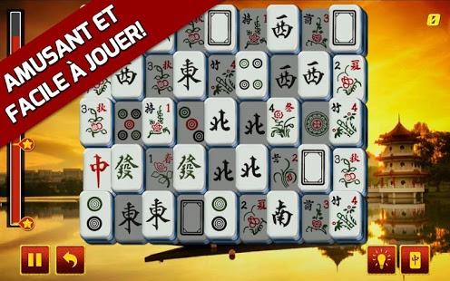 Capture d'écran Mahjong Jogatina