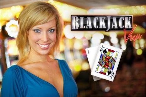 Capture d'écran Blackjack Vegas