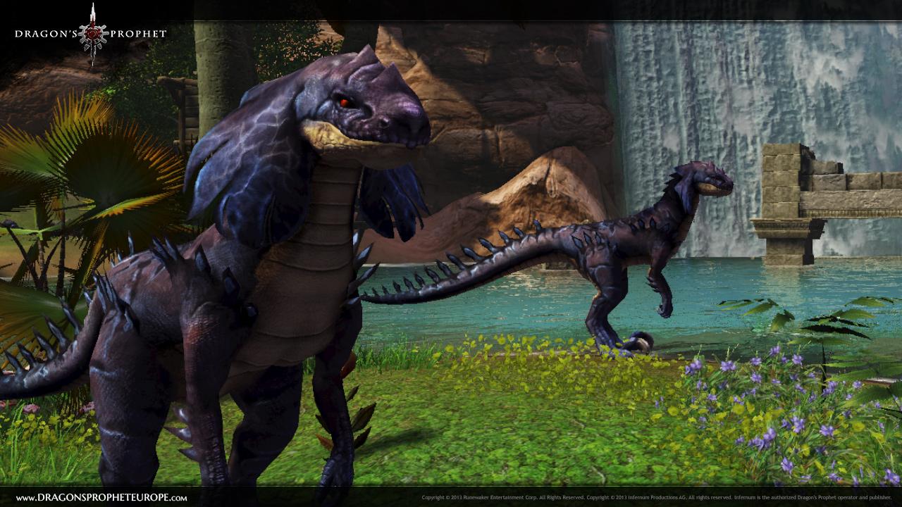 Capture d'écran Dragon's Prophet