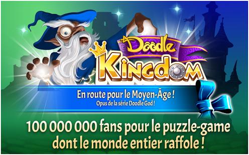 Capture d'écran Doodle Kingdom HD