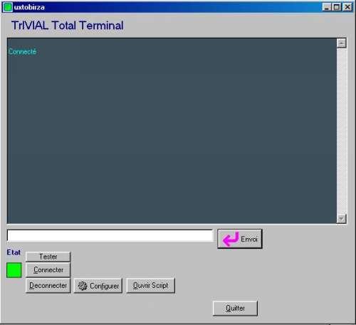 Capture d'écran TTT