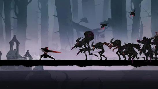 Capture d'écran Shadow of Death 2