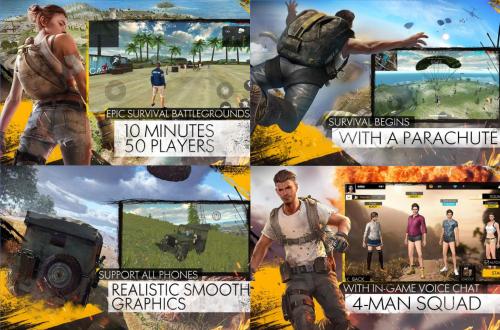 Capture d'écran Free Fire – Battlegrounds iOS