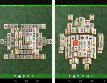 Capture d'écran Mahjong Android