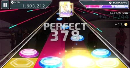 Capture d'écran Superstar Starship iOS